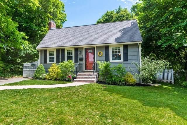 25 Edison Avenue, Dedham, MA 02026 (MLS #72666401) :: Westcott Properties