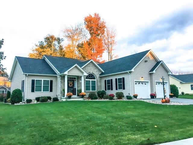 52 Zacks Way, Agawam, MA 01001 (MLS #72666408) :: Westcott Properties