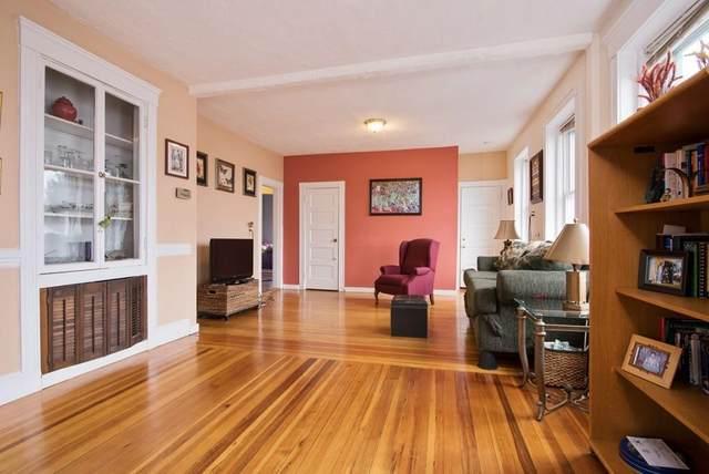 23 Breed Street #3, Boston, MA 02128 (MLS #72666413) :: Berkshire Hathaway HomeServices Warren Residential