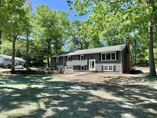 167 Larson Rd, Stoughton, MA 02072 (MLS #72666418) :: Berkshire Hathaway HomeServices Warren Residential