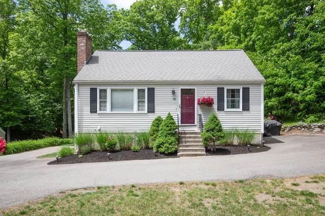 42 Mill St, Burlington, MA 01803 (MLS #72666419) :: Berkshire Hathaway HomeServices Warren Residential