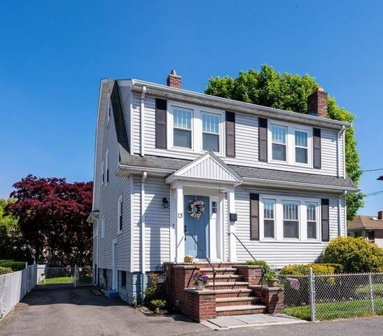 13 Norman St., Revere, MA 02151 (MLS #72666520) :: DNA Realty Group