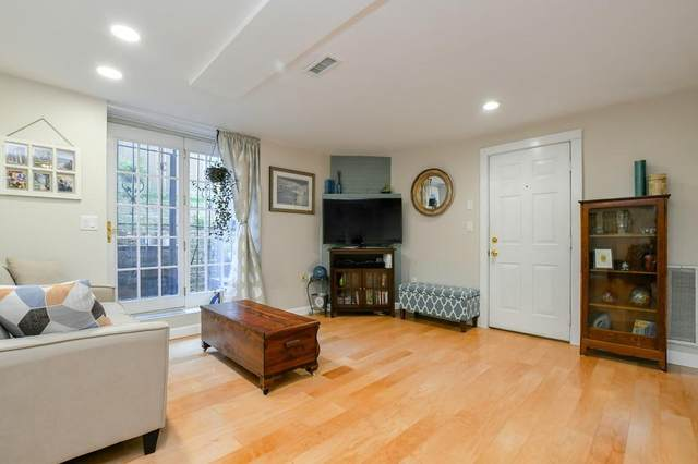 97 Sewall Av #5, Brookline, MA 02446 (MLS #72666550) :: Charlesgate Realty Group
