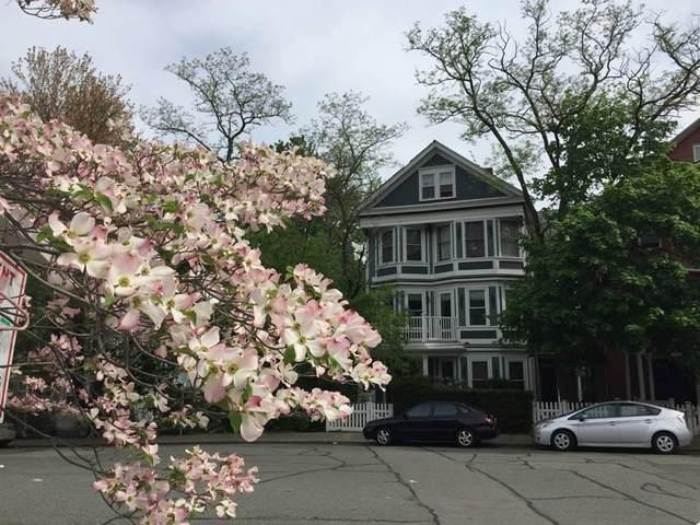 152 Calumet Street #3, Boston, MA 02120 (MLS #72666596) :: Charlesgate Realty Group