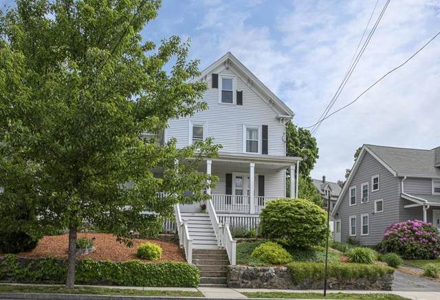 115 W Highland Ave, Melrose, MA 02176 (MLS #72666621) :: The Seyboth Team