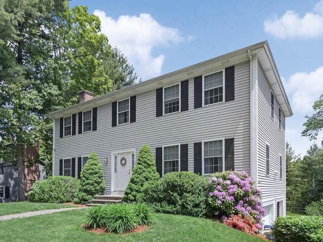 39 Lura Lane, Waltham, MA 02451 (MLS #72666627) :: Charlesgate Realty Group