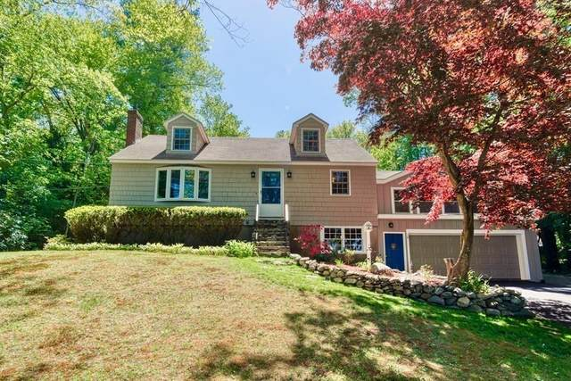 19 Rollins Street, Groveland, MA 01834 (MLS #72666717) :: EXIT Cape Realty