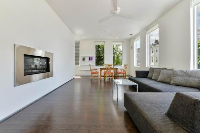 503 E 1St St #6, Boston, MA 02127 (MLS #72666825) :: Spectrum Real Estate Consultants