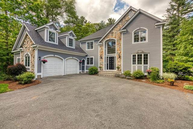 119 Main St, Boxford, MA 01921 (MLS #72667033) :: Trust Realty One