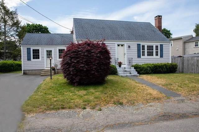 15 Meadow Lane, Weymouth, MA 02190 (MLS #72667169) :: Trust Realty One
