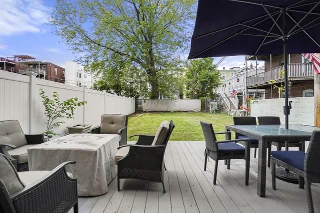 440 E. 5th St #1, Boston, MA 02127 (MLS #72667171) :: Spectrum Real Estate Consultants
