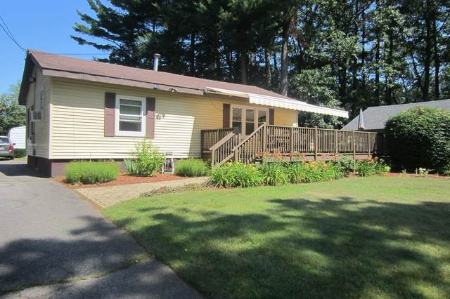 110 South Shore Road, Webster, MA 01570 (MLS #72667199) :: Anytime Realty