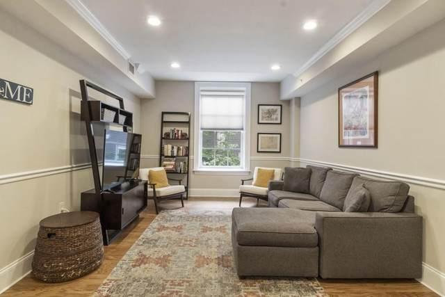 616 E 4Th St #202, Boston, MA 02127 (MLS #72667206) :: Spectrum Real Estate Consultants