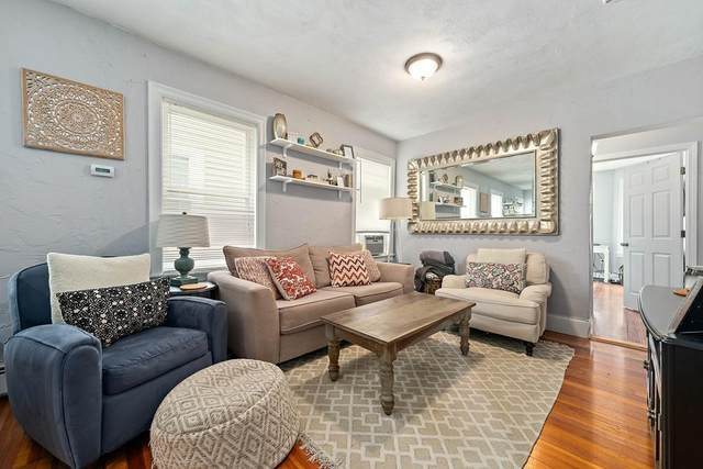 69 Marine Rd #2, Boston, MA 02127 (MLS #72667248) :: Spectrum Real Estate Consultants