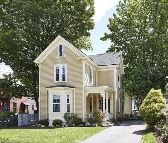 26 Emerson St, Newton, MA 02458 (MLS #72667333) :: Berkshire Hathaway HomeServices Warren Residential