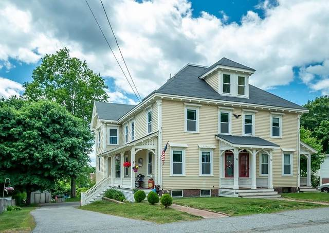 108 High Street #108, North Andover, MA 01845 (MLS #72667335) :: Exit Realty