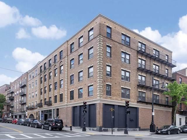 464 Hanover Street #9, Boston, MA 02113 (MLS #72667420) :: Charlesgate Realty Group