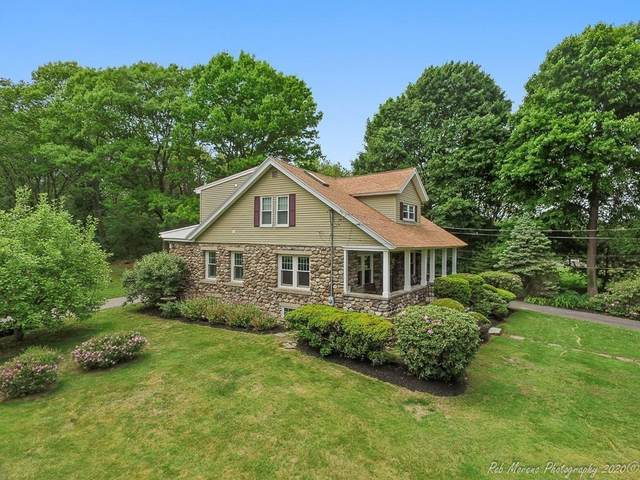 835 Chestnut Street, North Andover, MA 01845 (MLS #72667477) :: Exit Realty