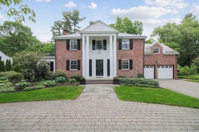 124 Englewood Rd., Longmeadow, MA 01106 (MLS #72667490) :: NRG Real Estate Services, Inc.