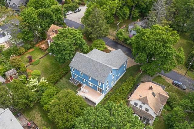 38 Winthrop St Ext., Winchester, MA 01890 (MLS #72667557) :: Westcott Properties