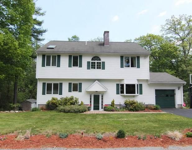 35 Hayden Lane, Bedford, MA 01730 (MLS #72667560) :: Westcott Properties