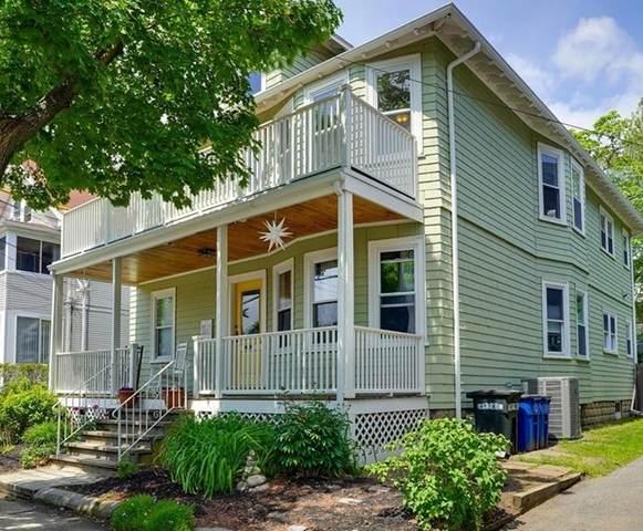 15 Lafayette St #2, Arlington, MA 02474 (MLS #72667566) :: Westcott Properties