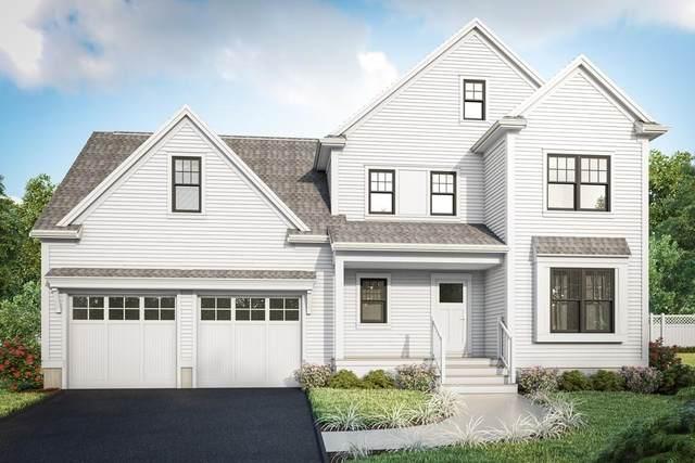 66 Salem End Lane - Lot 1, Framingham, MA 01702 (MLS #72667589) :: Westcott Properties
