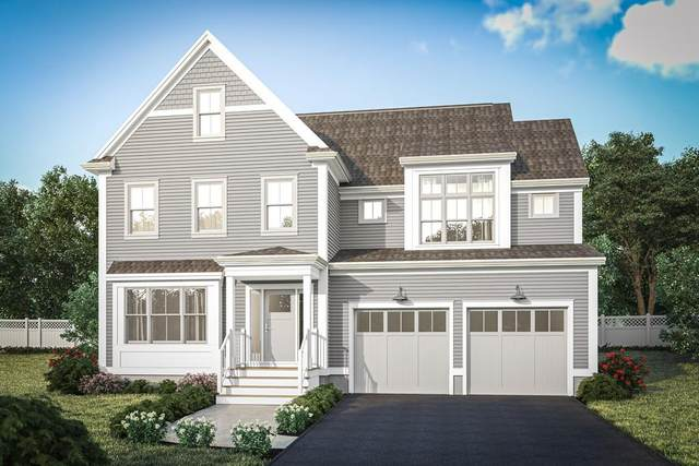 66 Salem End Lane - Lot 2, Framingham, MA 01702 (MLS #72667591) :: Westcott Properties