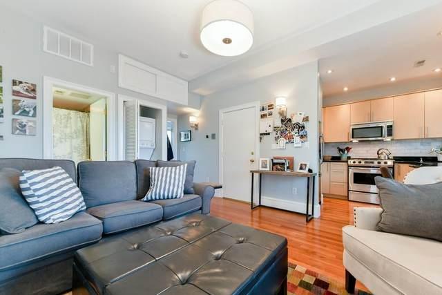 340 W 3Rd St #2, Boston, MA 02127 (MLS #72667722) :: Spectrum Real Estate Consultants