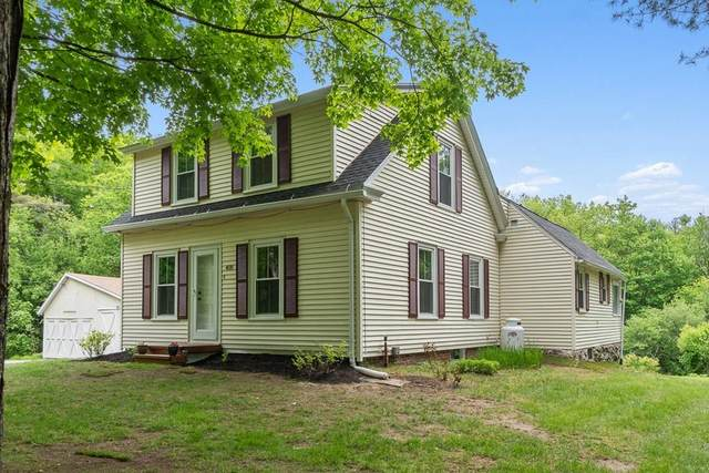 408 Ball Hill Rd, Princeton, MA 01541 (MLS #72667731) :: Charlesgate Realty Group