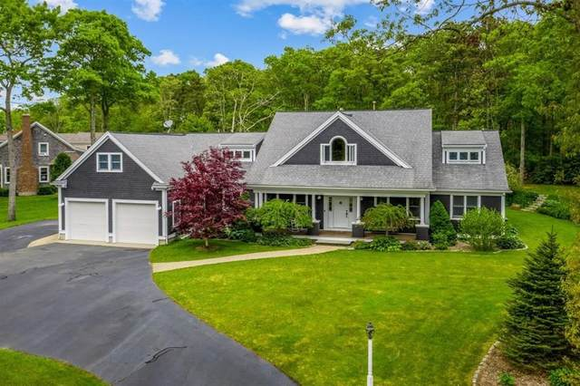 30 Southview Way, Falmouth, MA 02536 (MLS #72667922) :: The Gillach Group