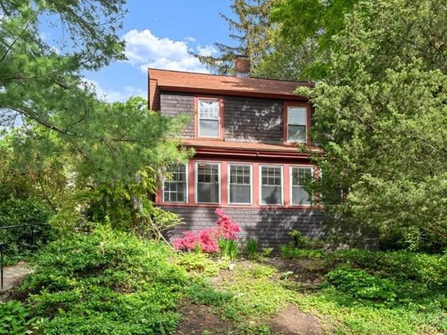 16 Duffield Rd, Newton, MA 02466 (MLS #72668028) :: Charlesgate Realty Group