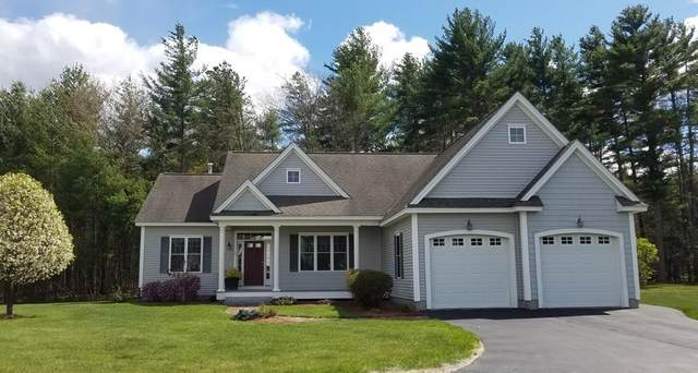 6 Westgate Way #65, Amherst, NH 03031 (MLS #72668094) :: Exit Realty