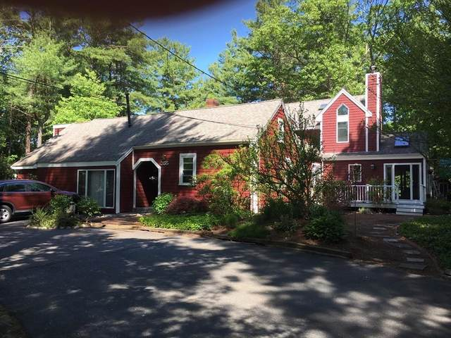 355 South Main St, Sharon, MA 02067 (MLS #72668097) :: DNA Realty Group