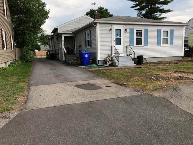 164 Maple St D, Manchester, NH 03103 (MLS #72668150) :: Exit Realty