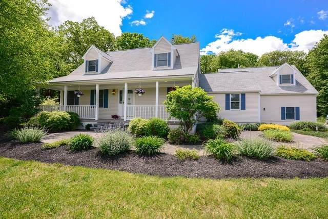 125 Tremont Street #1, Rehoboth, MA 02769 (MLS #72668172) :: Anytime Realty