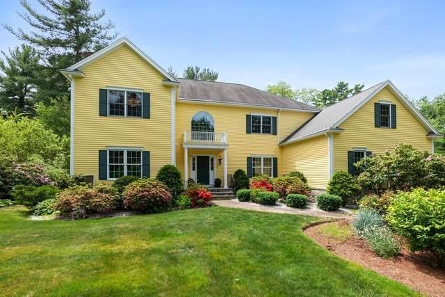 370 West Street, Dedham, MA 02026 (MLS #72668200) :: Cosmopolitan Real Estate Inc.