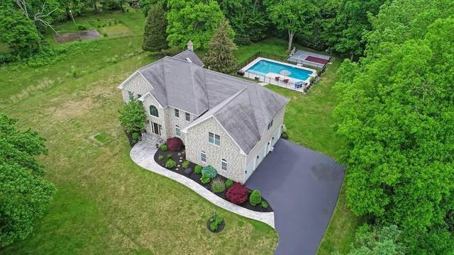 100 Agricultural Ave, Rehoboth, MA 02769 (MLS #72668237) :: Anytime Realty