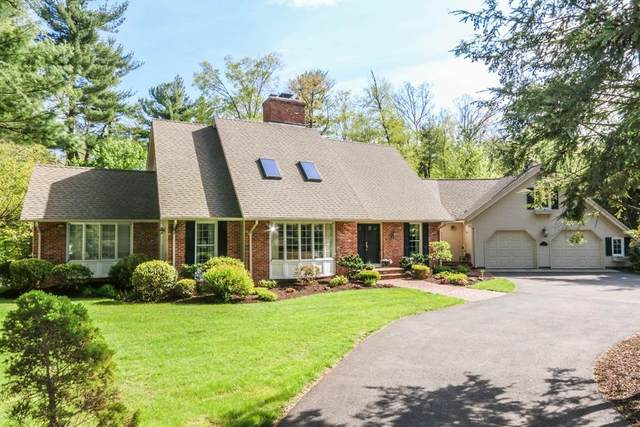 122 Ardsley Road, Longmeadow, MA 01106 (MLS #72668283) :: NRG Real Estate Services, Inc.