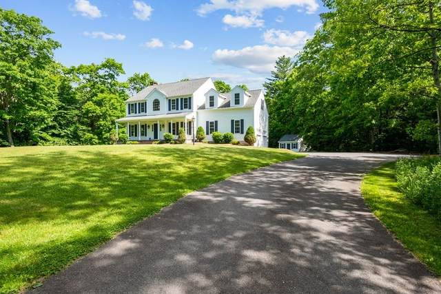 19 Hunt Drive, Rehoboth, MA 02769 (MLS #72668595) :: Anytime Realty