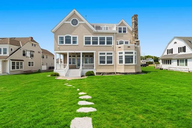 25 Surfside Road, Scituate, MA 02066 (MLS #72668647) :: Berkshire Hathaway HomeServices Warren Residential
