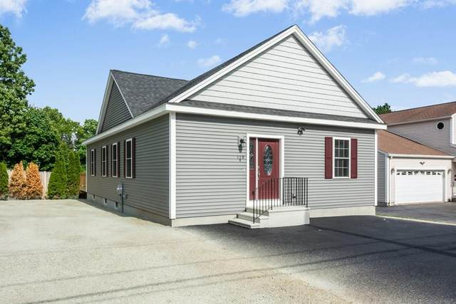 119-B Thompson Rd, Webster, MA 01570 (MLS #72668696) :: Anytime Realty
