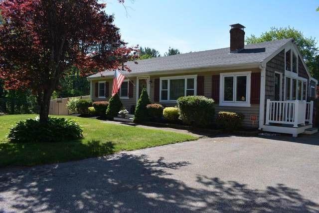 539 Plymouth St, Middleboro, MA 02346 (MLS #72668880) :: Westcott Properties