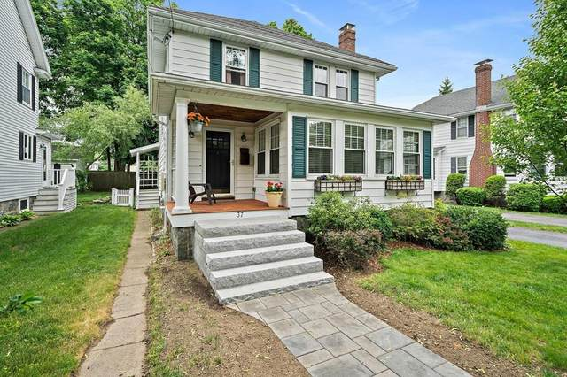 37 Pontiac Road, Quincy, MA 02169 (MLS #72668923) :: Trust Realty One