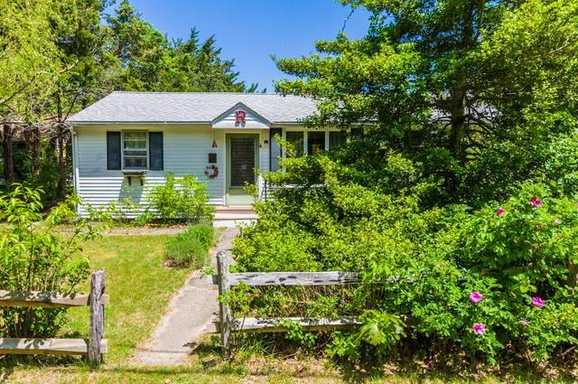 40 Pine Rd, Sandwich, MA 02537 (MLS #72669180) :: The Seyboth Team