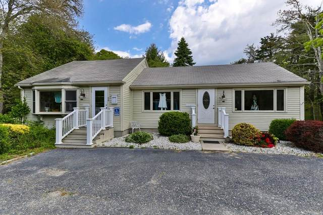 66 Upper County Rd, Dennis, MA 02639 (MLS #72669264) :: Exit Realty