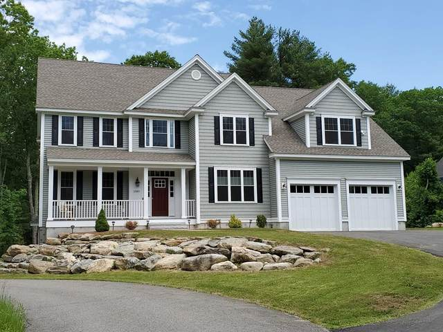 1085 Burroughs Rd, Boxborough, MA 01719 (MLS #72669278) :: Trust Realty One