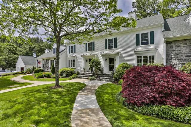 39 Bartlett's Reach #39, Amesbury, MA 01913 (MLS #72669317) :: DNA Realty Group
