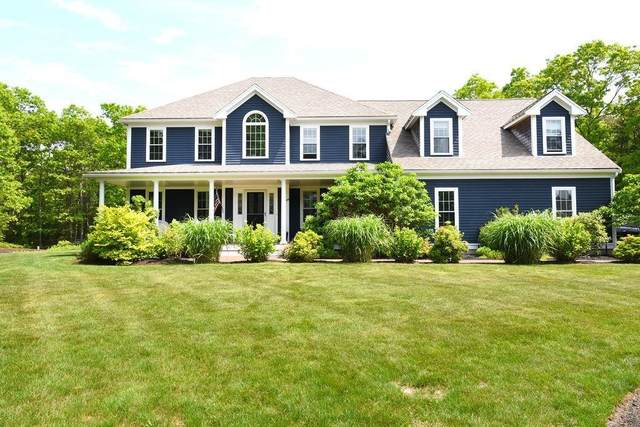 44 Orchard Hill Dr, Plymouth, MA 02360 (MLS #72669349) :: Team Tringali
