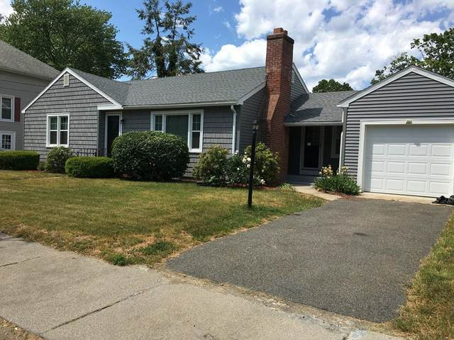 150 Lincoln Rd, Longmeadow, MA 01106 (MLS #72669502) :: NRG Real Estate Services, Inc.